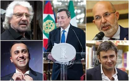 Crisi governo, Grillo a Roma: verso confronto per le consultazioni M5S