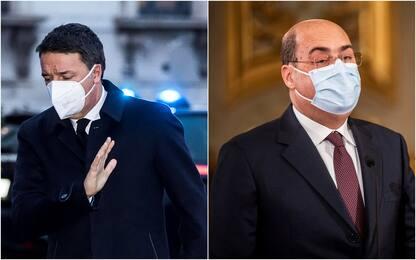Crisi governo, Zingaretti: Renzi contro alleanza Pd con Leu e M5S