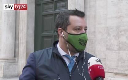 Salvini giovedì a Budapest con Orban e il premier polacco Morawiecki