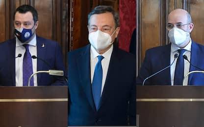 Crisi di governo, le consultazioni di Draghi del 6 febbraio