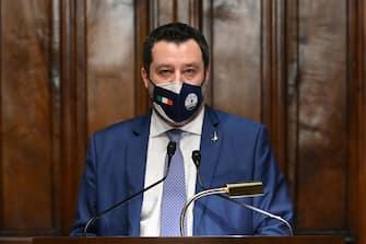 Reazioni al discorso di Mario Draghi