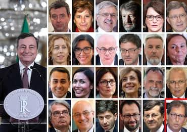 Governo Draghi, chi sono i ministri