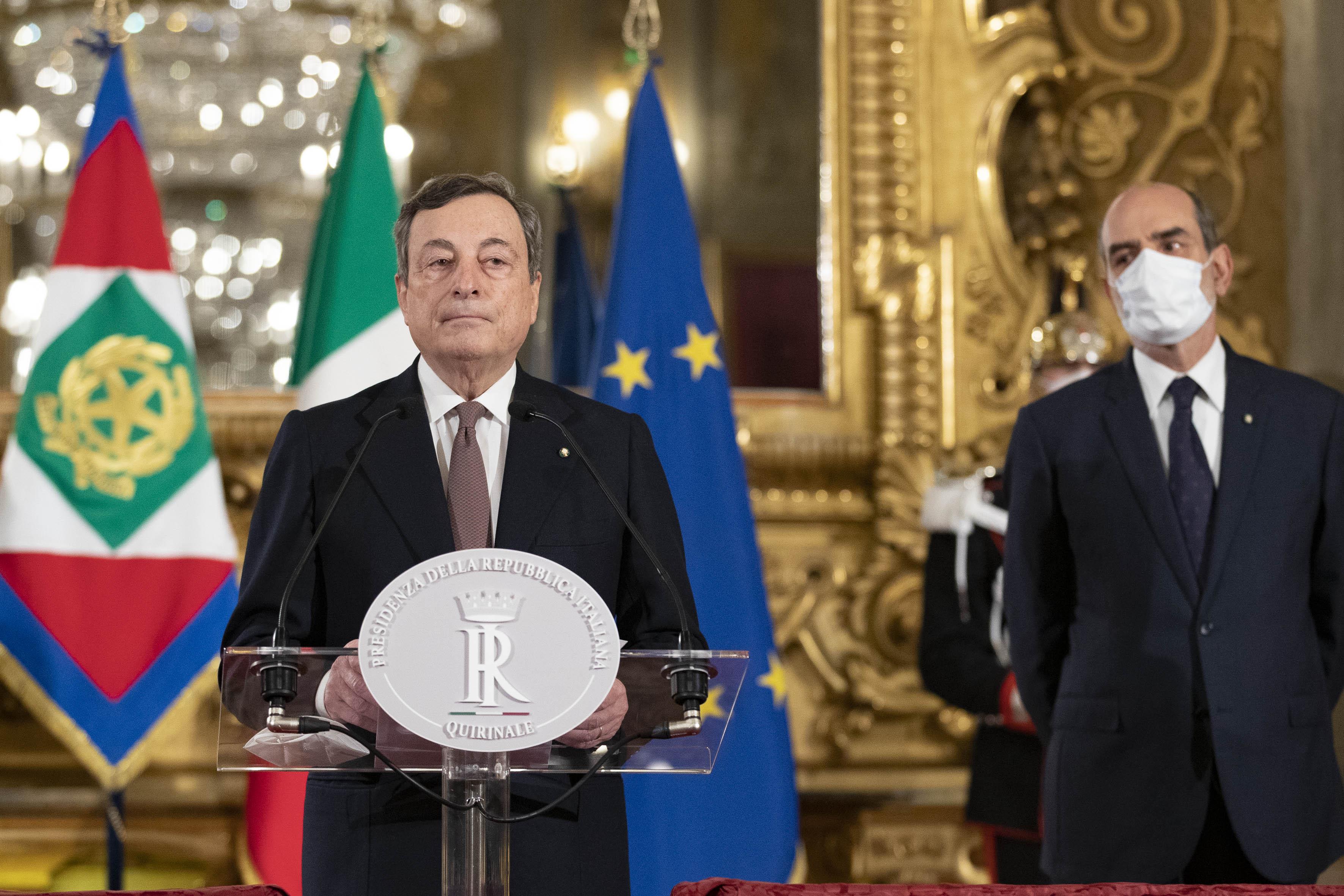 Governo Draghi, le ultime news del 12 febbraio