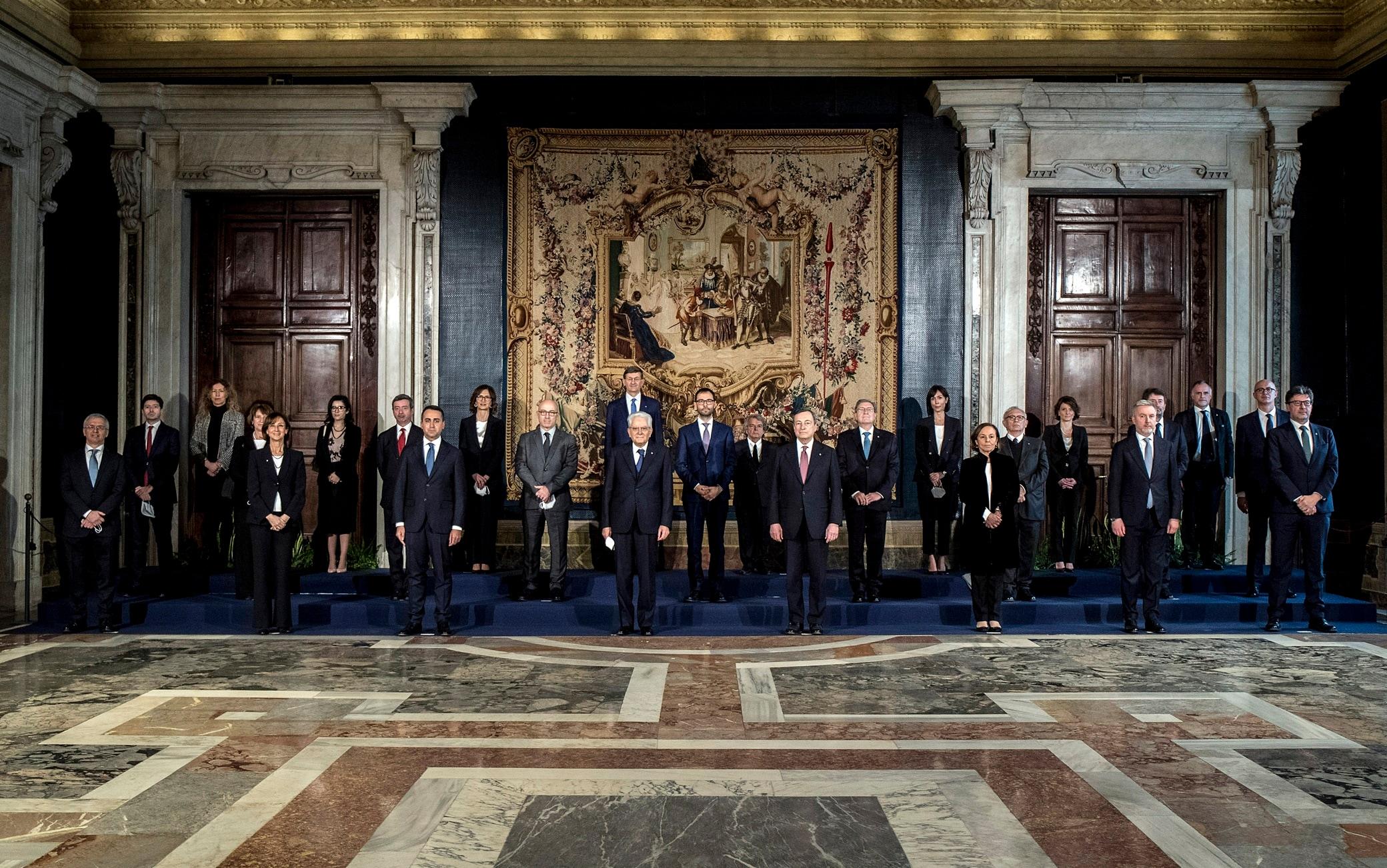 Governo Draghi: chi sono i nuovi sottosegretari