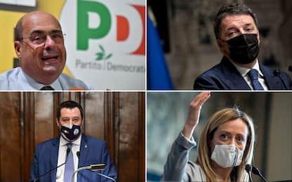 Discorso di Draghi in Senato, reazioni e commenti dei politici