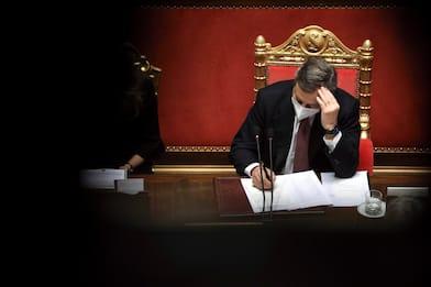Il discorso di Draghi al Senato, tra emozione e citazioni: l'analisi