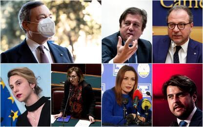 Governo Draghi, tutti i nomi dei possibili sottosegretari