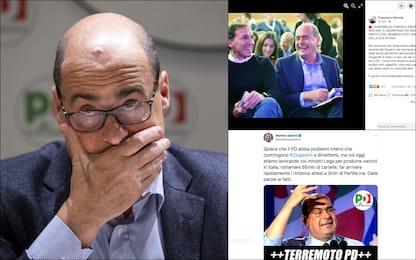 Zingaretti si dimette da segretario Pd: le reazioni della politica