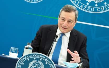 Superlega europea di calcio, Draghi: Preservare competizioni nazionali