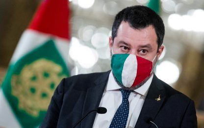 """Elezioni a Milano, Salvini: """"Capolista? Se serve mi candido"""""""