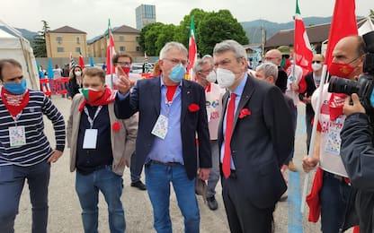 """Primo maggio, Landini: """"No sblocco licenziamenti"""""""