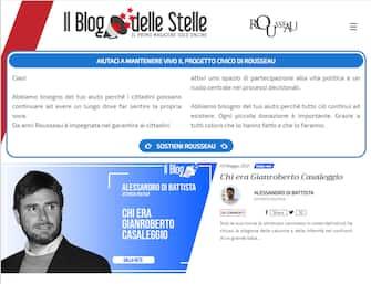 blog delle stelle