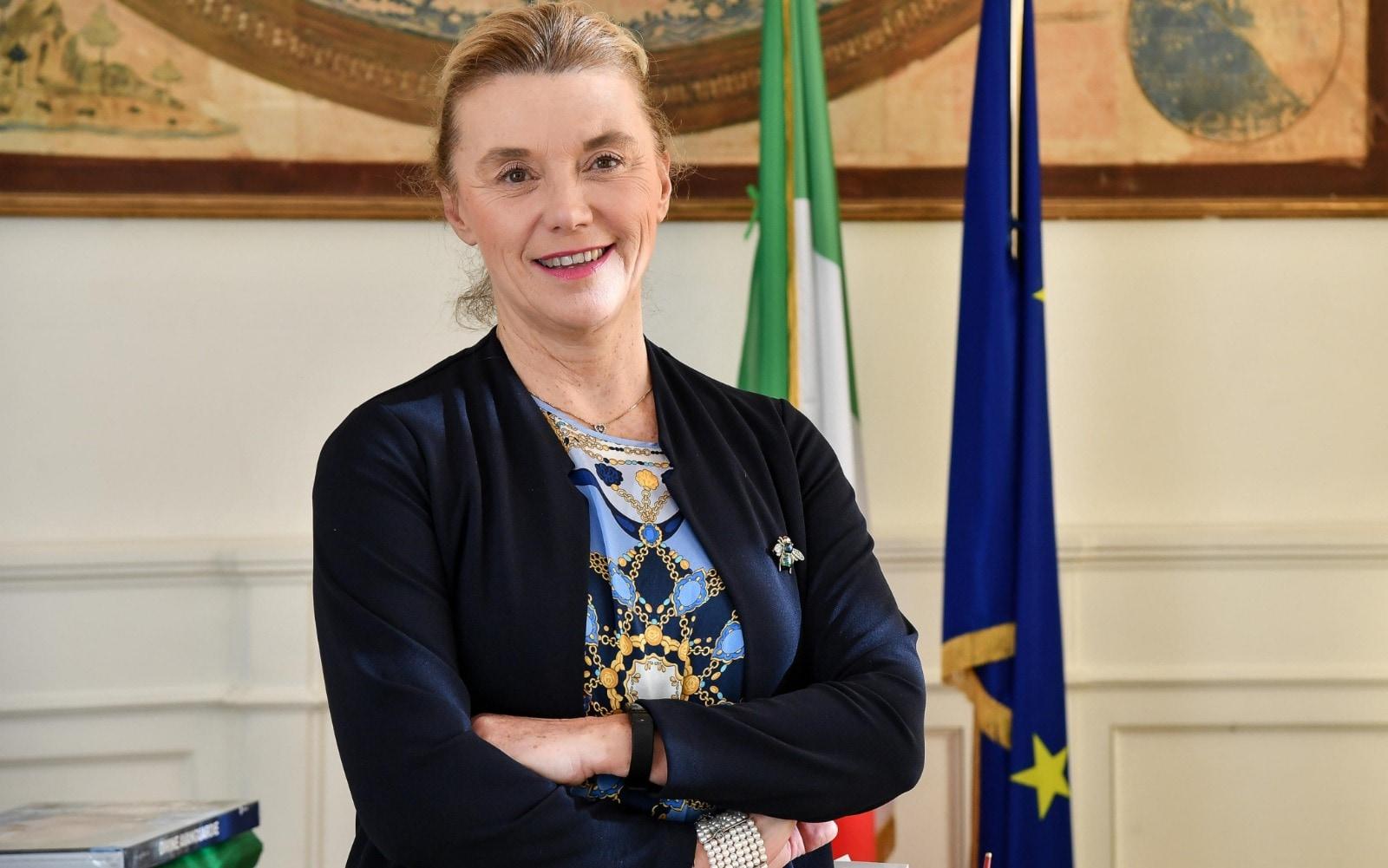 Elisabetta Belloni, nuovo capo del Dis
