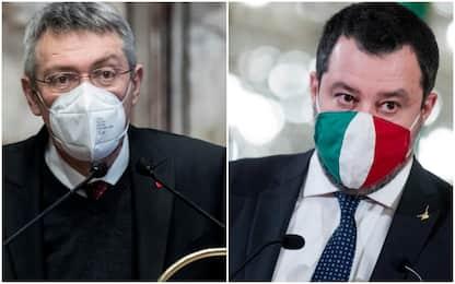 """Appalti, Salvini: """"Azzerare codice"""". Landini: """"Così indietro 20 anni"""""""