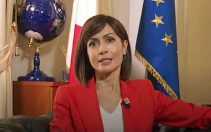 "Mara Carfagna a Sky TG24: ""Stato d'emergenza? Scelta scientifica"""