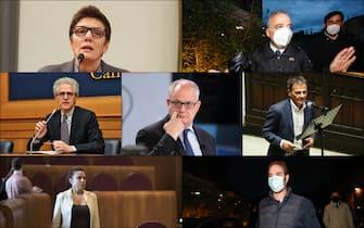 I candidati alle primarie del centrosinistra a Roma