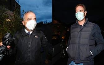 Caudo e Zevi, candidati alle primarie del centrosinistra di Roma