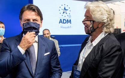 """M5S, Grillo incontra parlamentari: """"A giorni nuovo statuto con Conte"""""""