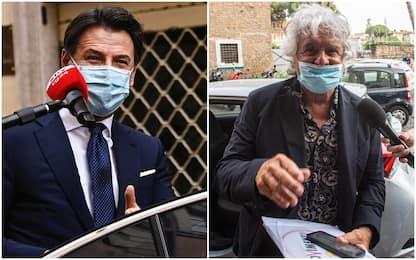 M5S, scontro Grillo-Conte. Crimi avvia voto per direttivo su SkyVote