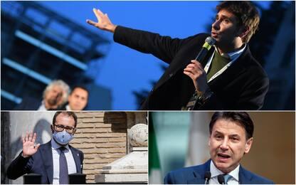 Giustizia, M5S: Conte, Bonafede e Di Battista contro la riforma
