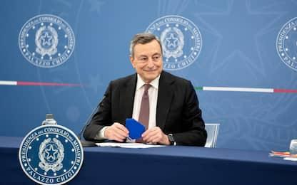 """G20, Draghi: """"Fare tutto il possibile per la libertà delle afghane"""""""