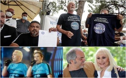 Comunali 2021, Maradona, Righi e Japino: i candidati celebrità