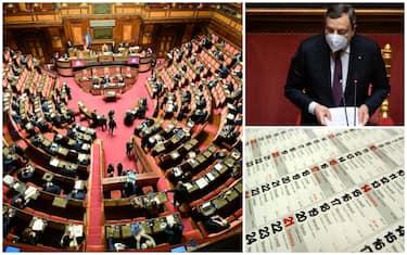 Ferie per parlamentari e governo