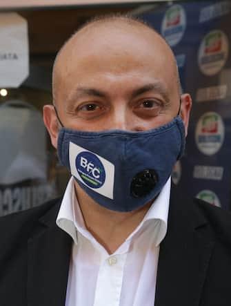 Stefano Sermenghi, candidato a sindaco alle elezioni comunali di Bologna 2021