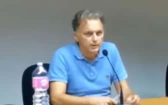 Federico Bacchiocchi, candidato a sindaco del Partito comunista dei lavoratori alle elezioni comunali di Bologna 2021