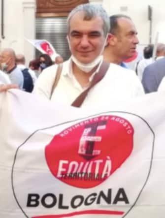 Luca Labanti, candidato a sindaco alle elezioni comunali di Bologna 2021