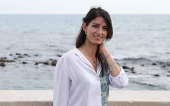 Virginia Raggi, sindaca di Roma, candidata nuovamente alle elezioni comunali 2021