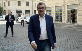 Carlo Calenda, candidato a sindaco alle elezioni comunali di Roma 2021