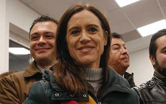 Monica Lozzi, candidata a sindaco alle elezioni comunali di Roma 2021
