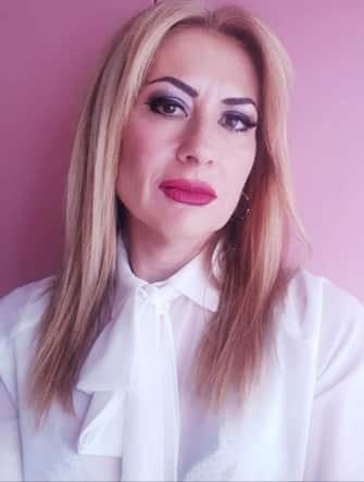 Fabiola Cenciotti, candidata a sindaco alle elezioni comunali di Roma 2021
