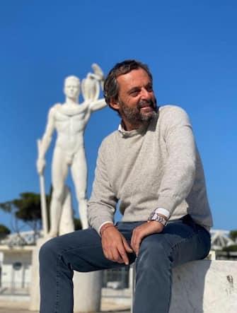 Andrea Bernaudo, candidato a sindaco alle elezioni comunali di Roma 2021