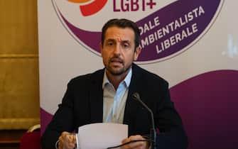 Fabrizio Marrazzo, candidato a sindaco alle elezioni comunali di Roma 2021