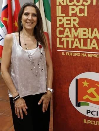 Cristina Cirillo, candidata a sindaco alle elezioni comunali di Roma 2021