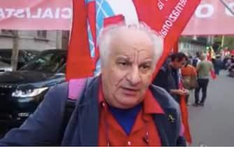 Franco Grisolia, candidato a sindaco alle elezioni comunali di Roma 2021