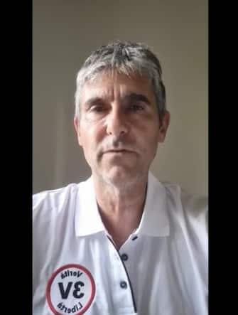 Luca Teodori, candidato a sindaco alle elezioni comunali di Roma 2021