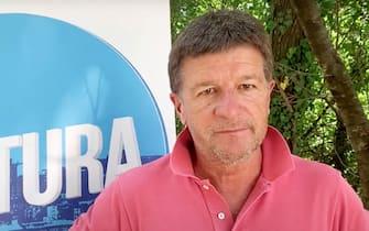 Franco Bandelli, candidato a sindaco di Trieste per la lista civica Futura