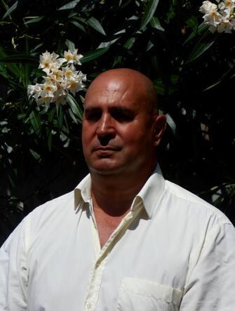 Giorgio Marchesich, candidato a sindaco di Trieste della lista Federazione per l'Indipendenza del Territorio Libero di Trieste
