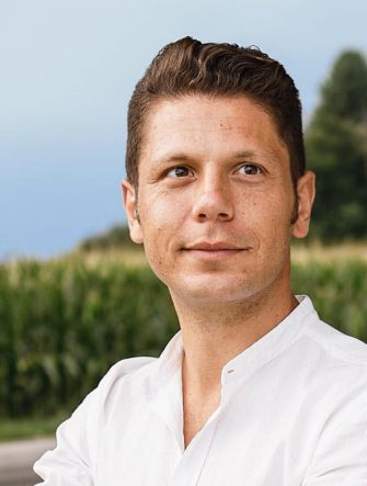 Ugo Rossi, candidato Sindaco di Trieste con la lista Movimento 3V
