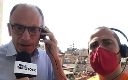 """Letta canta De Gregori: """"Vaccinarsi è rock, vaccinarsi è altruismo"""""""