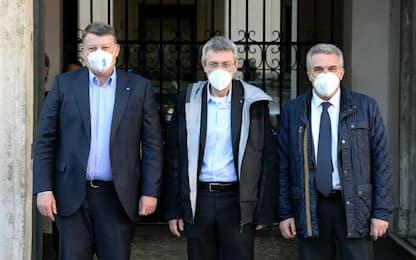 Manovra, incontro Draghi-sindacati. Parti distanti sulle pensioni