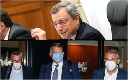 Lavoro, sindacati da Draghi: tutti i nodi sul tavolo