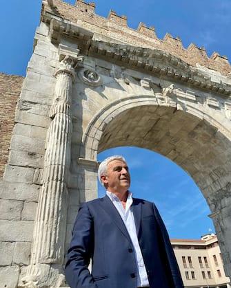 Enzo Ceccarelli, Rimini