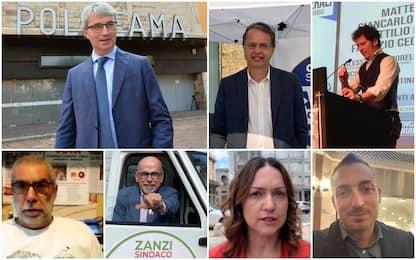 Elezioni comunali a Varese 2021: chi sono i candidati. LE FOTO