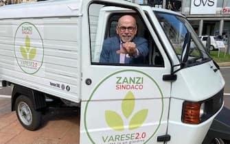 Daniele Zanzi, Varese