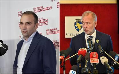 Elezioni comunali 2021, a Torino ballottaggio tra Lo Russo e Damilano