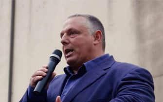 Antonfrancesco Vivarelli Colonna, il candidato del centrodestra a Grosseto, compreso Udc, e sostenuto anche da due liste civiche, che al ballottaggio del 19 giugno affronterà Lorenzo Mascagni del Pd.+++ ATTENZIONE L'IMMAGINE NON PUO' ESSERE PUBBLICATA O RIPRODOTTA SENZA L'AUTORIZZAZIONE DELLA FONTE DI ORIGINE CUI SI RINVIA +++